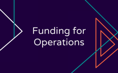 Funding for Operations
