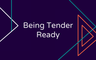 Being Tender Ready