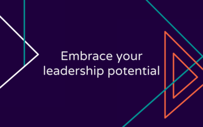 Embrace your leadership potential
