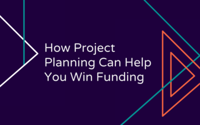 How Project Planning Can Help You Win Funding