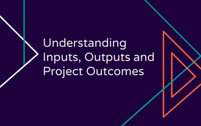 Inputs, Outputs and Project Outcomes