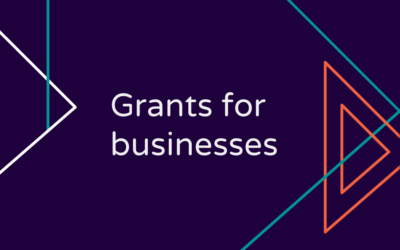 Grants for businesses